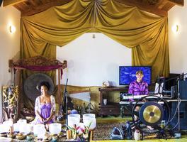 Scorpio New Moon Sacred Sound & Cacao Ceremony
