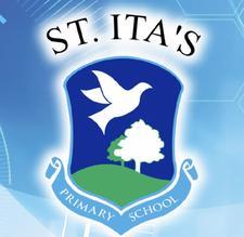 St. Ita's Primary School logo