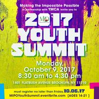 MIPO & YMCA: 2017 Youth Summit