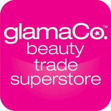 glamaCo Beauty Trade Superstore logo