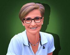 Sabine Nuffer - Social Media Managerin logo