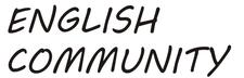 English Community (Outside Classroom Activities) logo