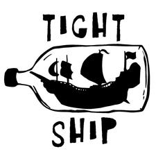 Tight Ship Comedy logo