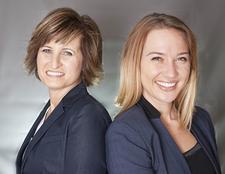 Karrie Klimas & Andrea Lindwall - Great People Skills logo