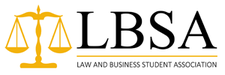 Law and Business Student Association logo