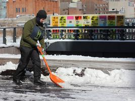 High Line Snow Team
