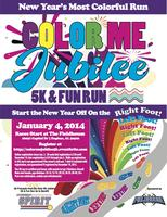 Color Me Jubilee 5k & 1mi Fun Run