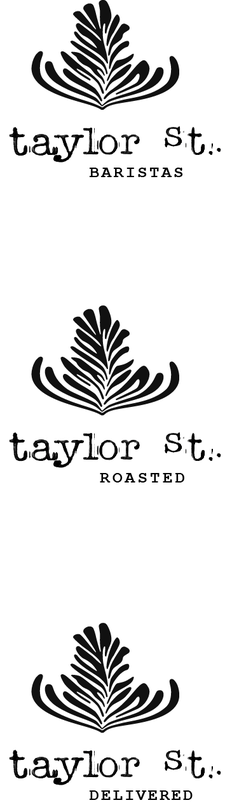 Taylor st Baristas logo