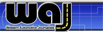 Western Automotive Journalists Presents Peter Brock