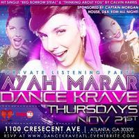 Ayah Marar Live -- Dance Krave Atlanta
