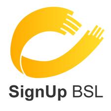 SignUp BSL logo