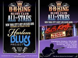 B.B. KING BLUES CLUB ALL*STARS: THE HARLEM BLUES...