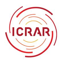 the International Centre for Radio Astronomy Research (ICRAR) logo