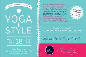 Yoga + Style