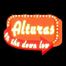 Alturas On the Downlow logo