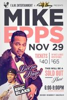 Black Friday Comedy Show w/ Mike Epps