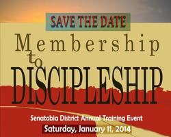 2014 Senatobia District Annual Training Event