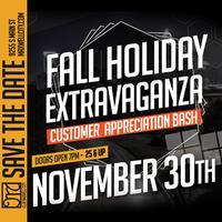 Fall Holiday Extravaganza -Customer Appreciation Bash
