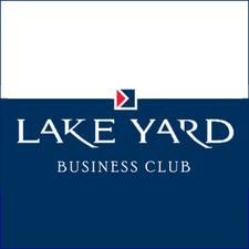 Business Breakfast at Lake Yard logo