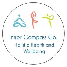 Inner Compass Co. Holistic Health and Wellbeing logo