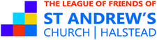 The League of Friends of St Andrew's Church, Halstead logo