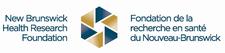 New Brunswick Health Research Foundation  |  La Foundation de la recherche en santé du Nouveau-Brunswick logo