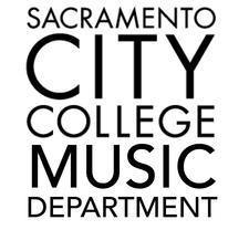 Sacramento City College Music Department logo