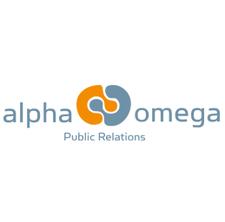 Alpha & Omega PR logo