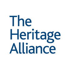 The Heritage Alliance logo