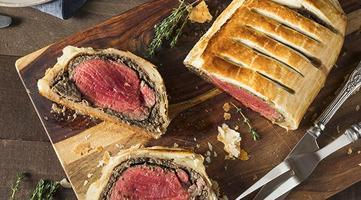 Hands-On Class: Beef Wellington