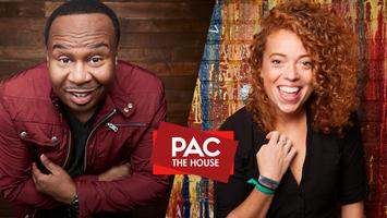 Roy Wood Jr and Michelle Wolf - PAC the House Series