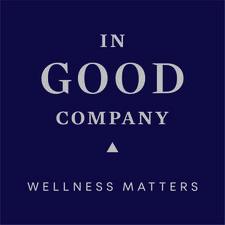 In Good Company Wellness x recharj logo