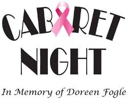 The Second Annual Cabaret Night in Memory of Doreen Fogle