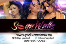 SUGAWALLS ENTERTAINMENT logo