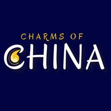 Charms of China | Let The Moon Bring Us Together logo