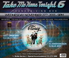 Take Me Home Tonight 6 - Thanksgiving Eve