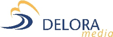 Delora Media logo