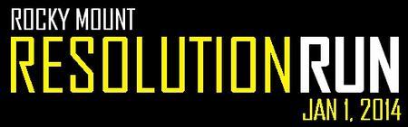 2014 Rocky Mount Resolution Run