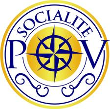 Socialite Point of View logo