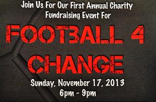 Football 4 Change Charity Event