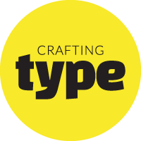 Crafting Type: An introductory type design workshop