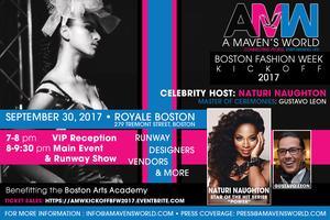Kick Off Boston Fashion Week by A Maven's World...