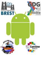 Préparation au Startup Weekend Brest: Android...