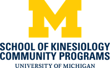 Kinesiology Community Programs logo