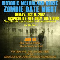 6-Course Zombie Date Night Dinner