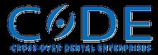 Cross Over Dental Enterprises, (C.O.D.E.) logo