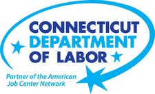 The Connecticut Department of Labor logo