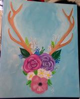 Paint Workshop-Oh Deer