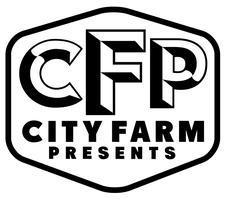 City Farm Presents logo