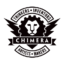 Chimera Arts Makerspace logo